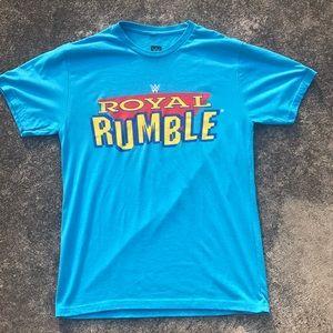 WWE Royal Rumble Tee sz M